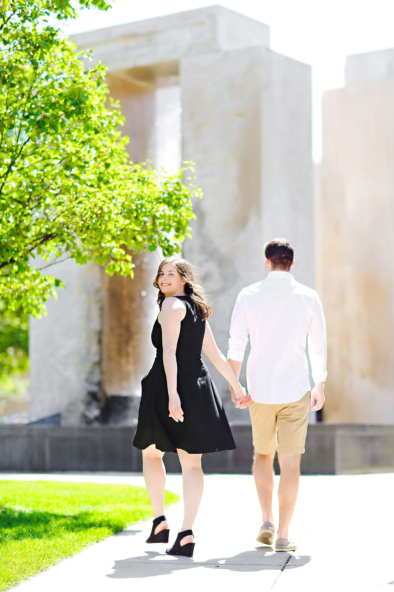 Jessie Chris Notre Dame Engagement Session 039