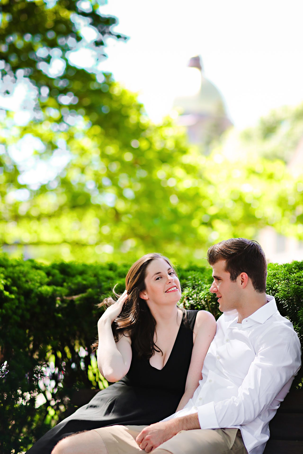 Jessie Chris Notre Dame Engagement Session 041