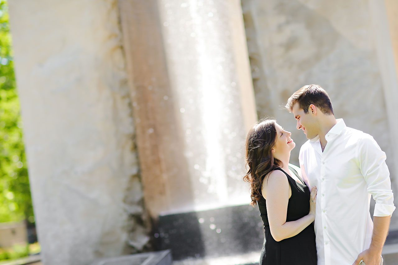Jessie Chris Notre Dame Engagement Session 047