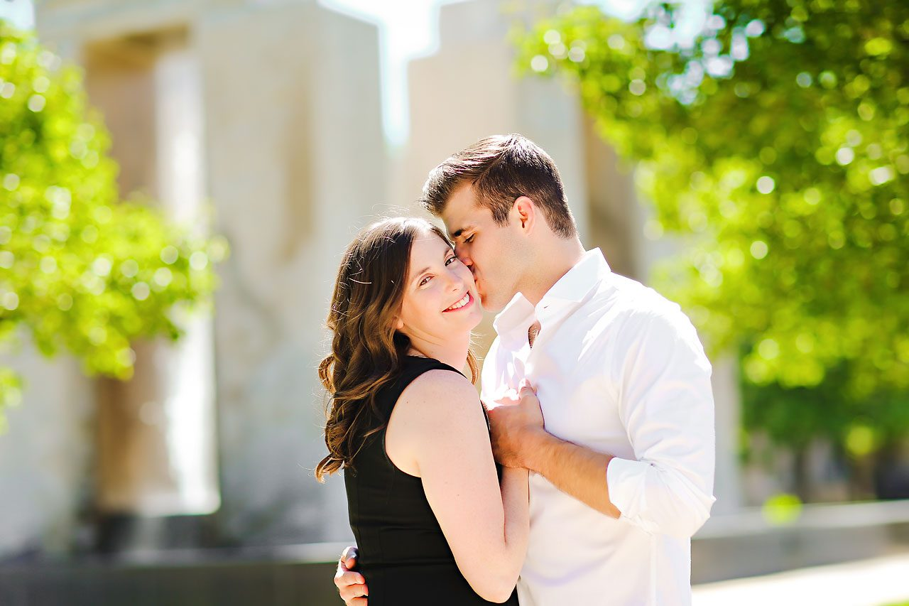Jessie Chris Notre Dame Engagement Session 049