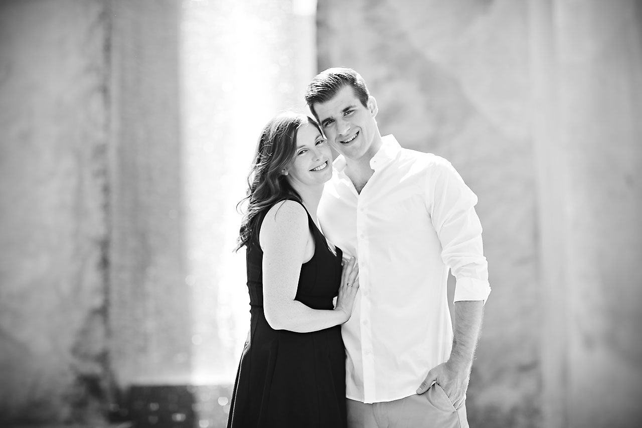 Jessie Chris Notre Dame Engagement Session 051
