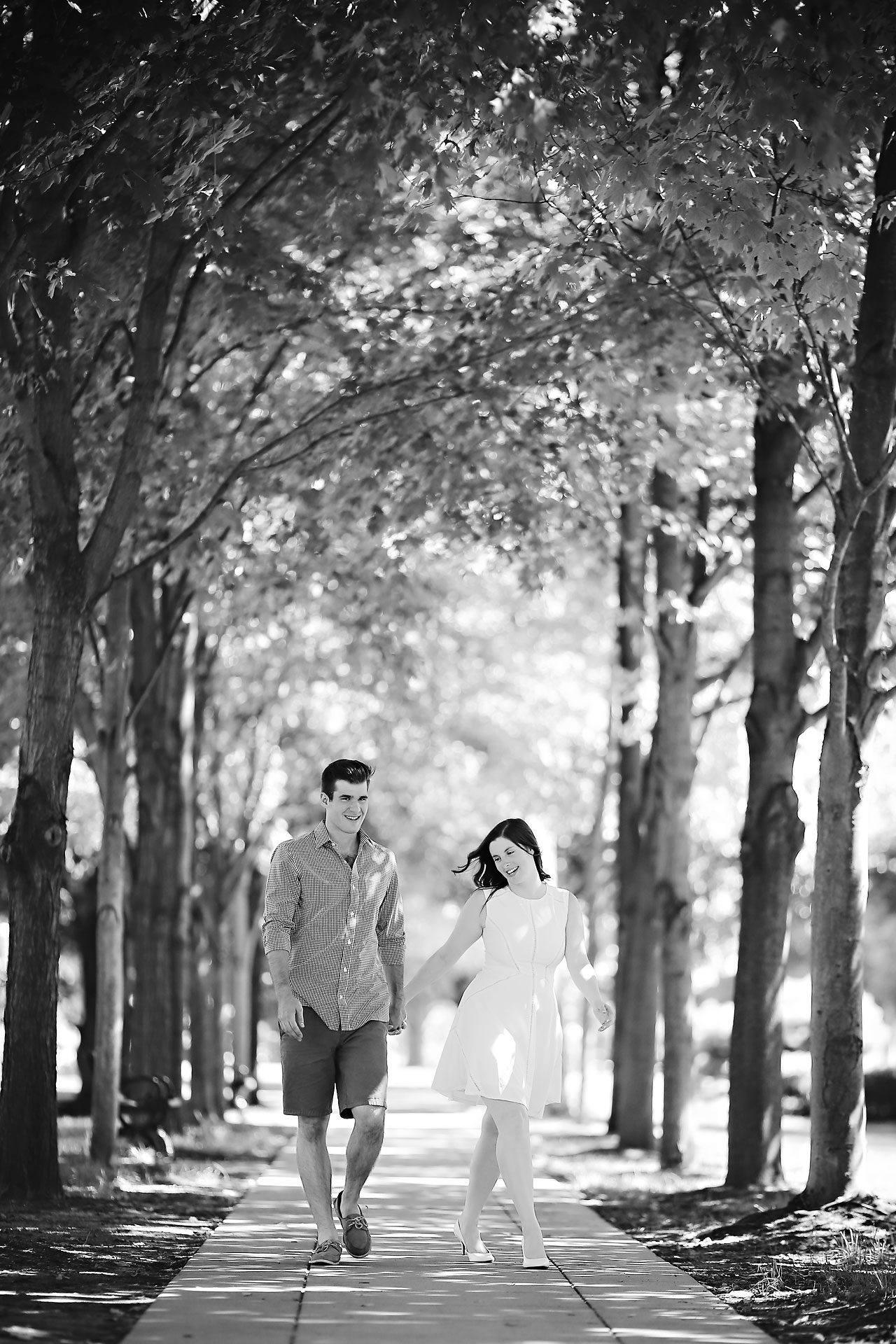 Jessie Chris Notre Dame Engagement Session 065