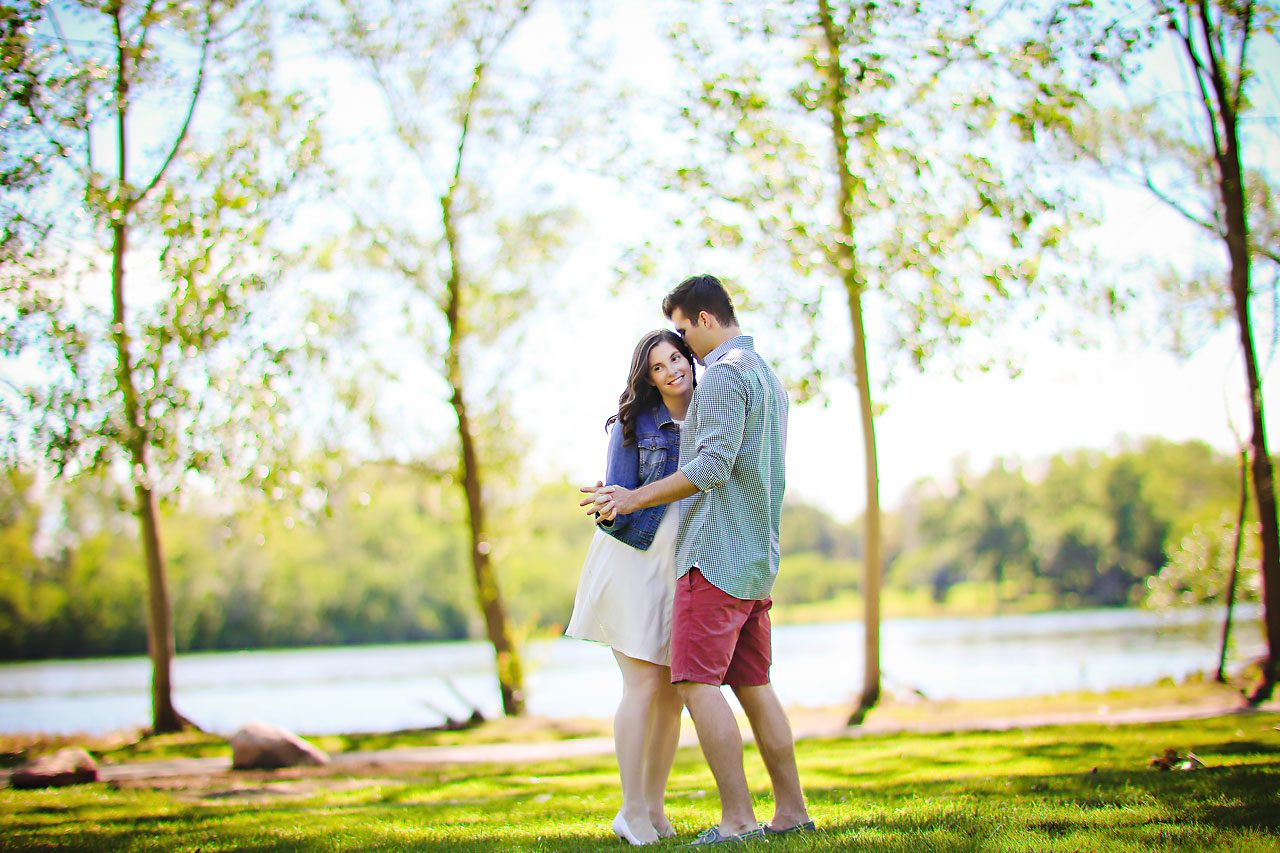Jessie Chris Notre Dame Engagement Session 075