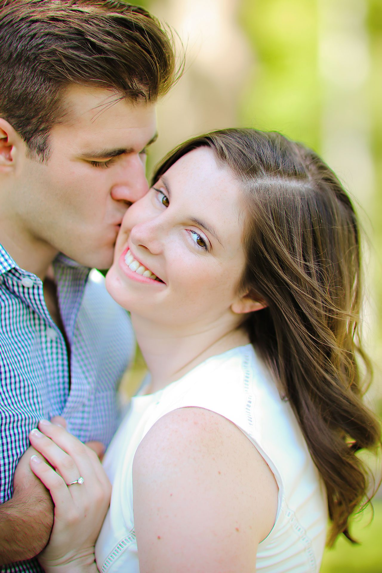 Jessie Chris Notre Dame Engagement Session 118
