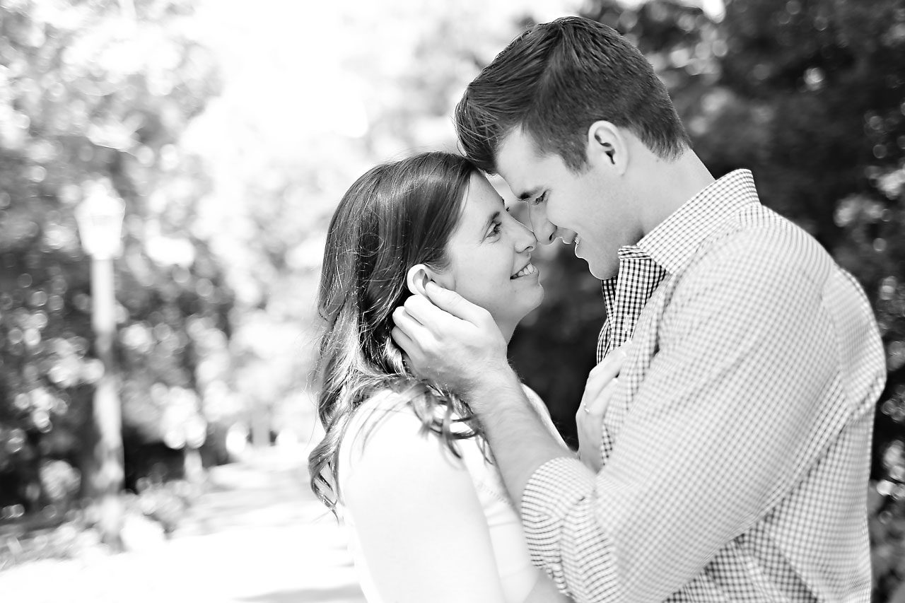 Jessie Chris Notre Dame Engagement Session 124