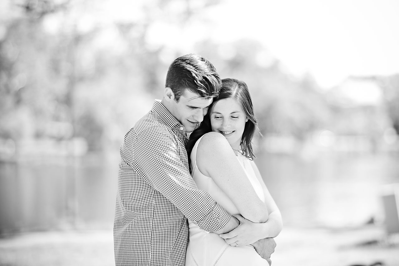 Jessie Chris Notre Dame Engagement Session 136