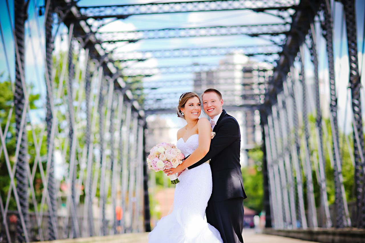 Emmy Benji Emyprean Fort Wayne Wedding
