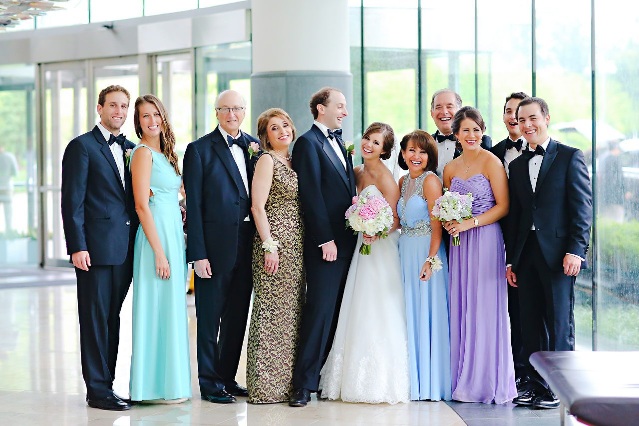 Jackie Charlie Indianapolis Museum of Art Wedding 110