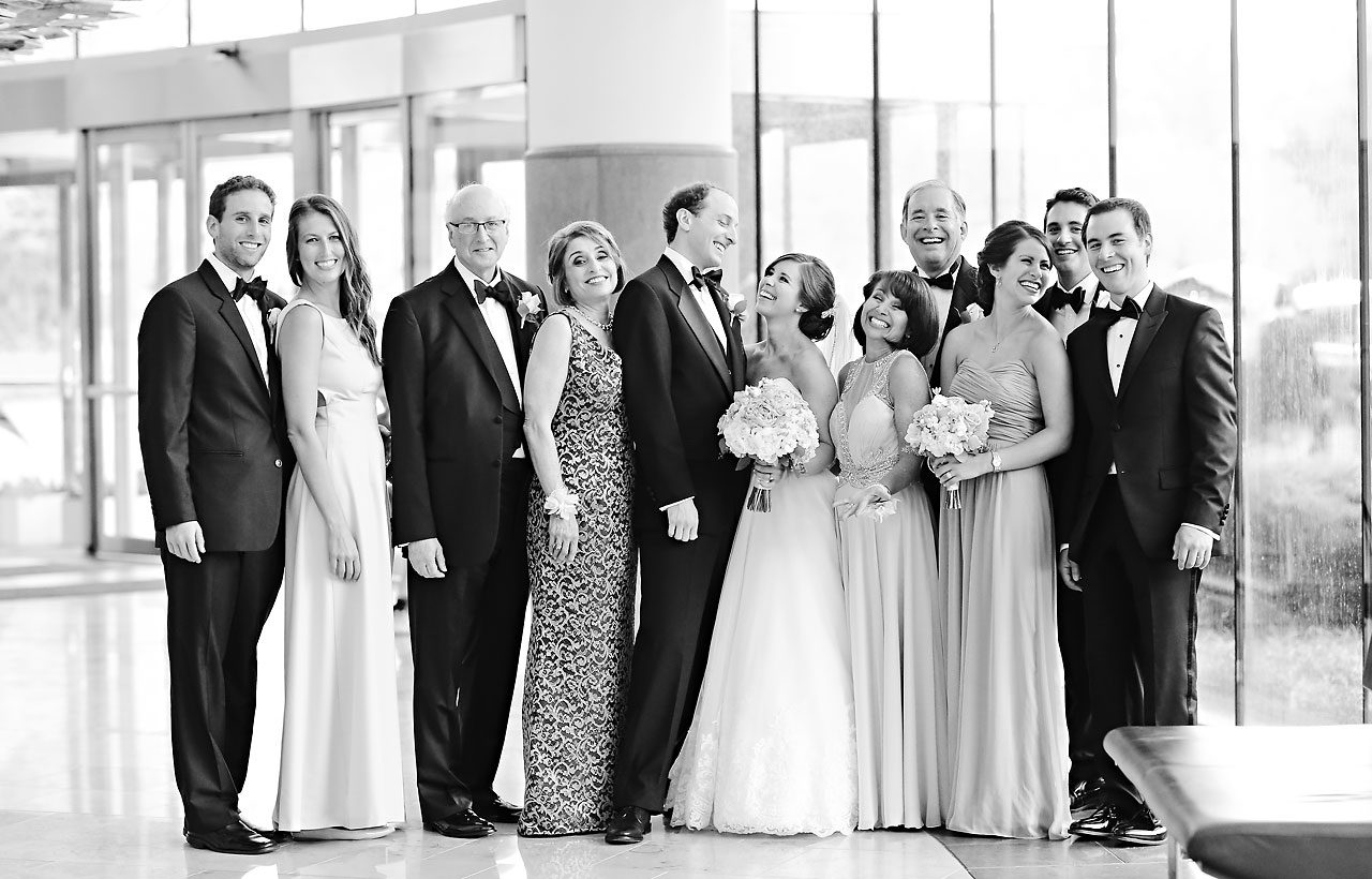 Jackie Charlie Indianapolis Museum of Art Wedding 124