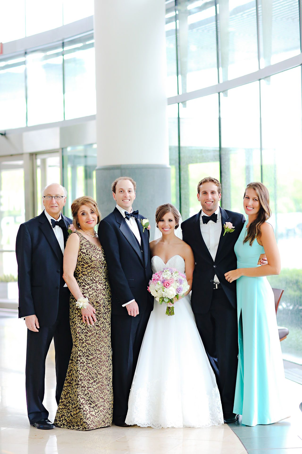 Jackie Charlie Indianapolis Museum of Art Wedding 132