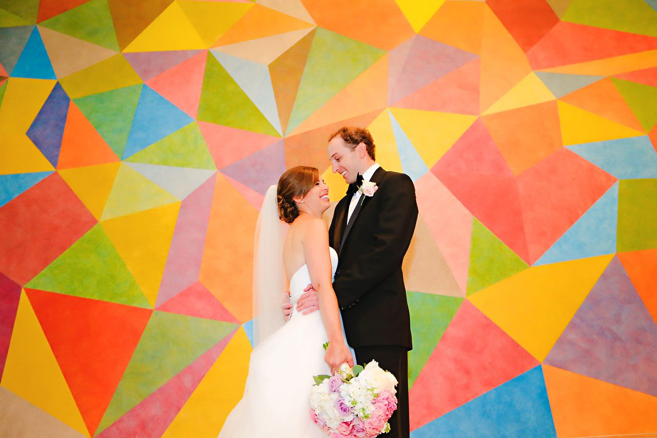 Jackie Charlie Indianapolis Museum of Art Wedding 148