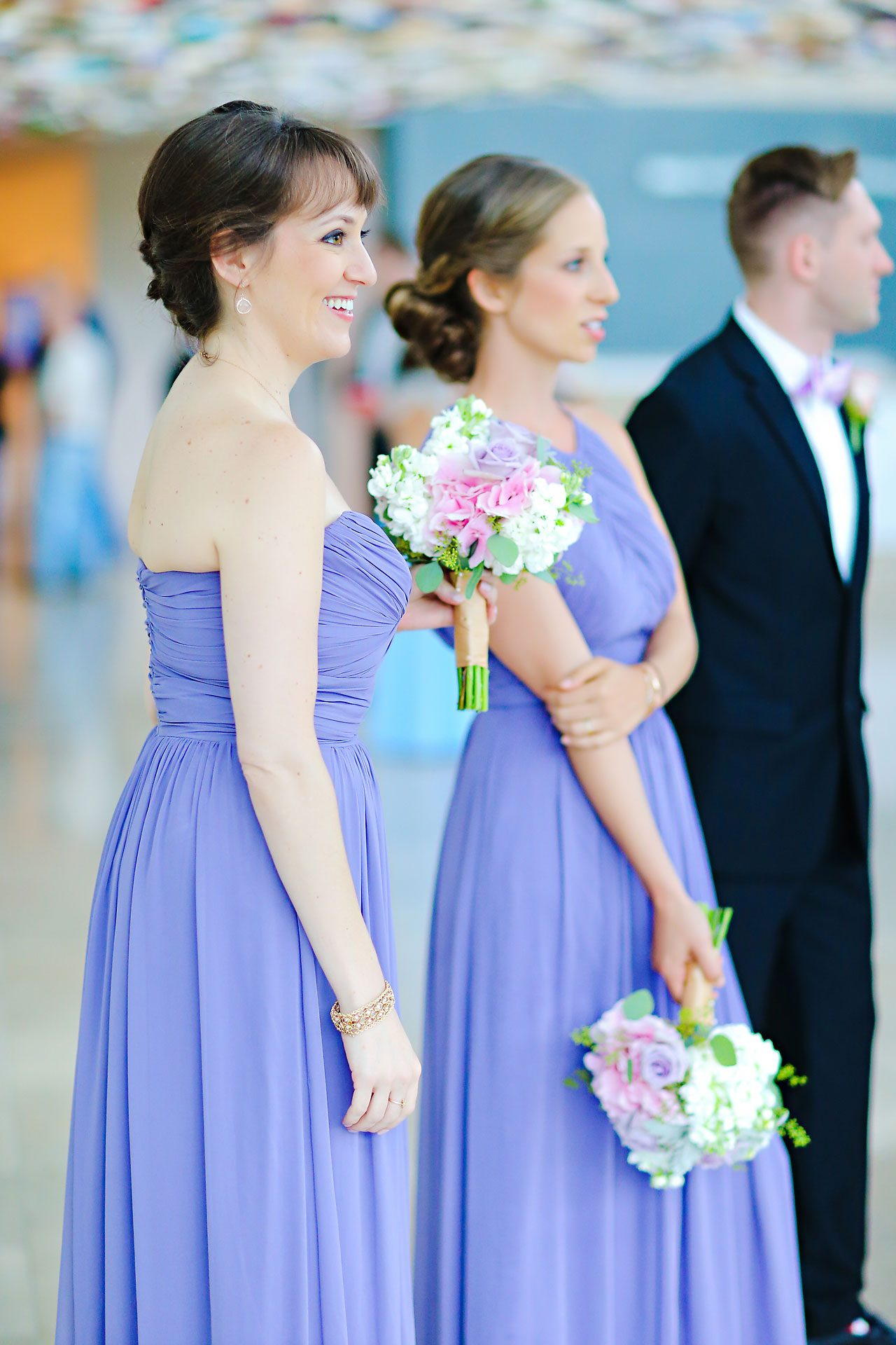 Jackie Charlie Indianapolis Museum of Art Wedding 157