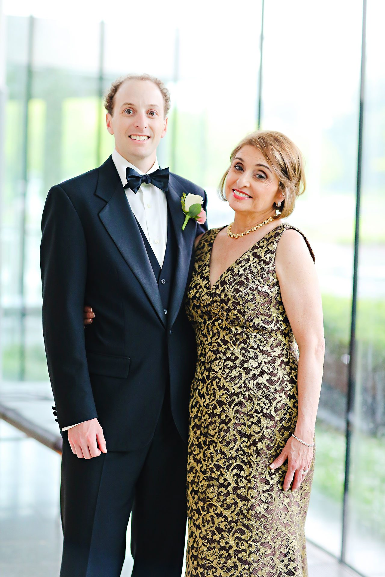 Jackie Charlie Indianapolis Museum of Art Wedding 159