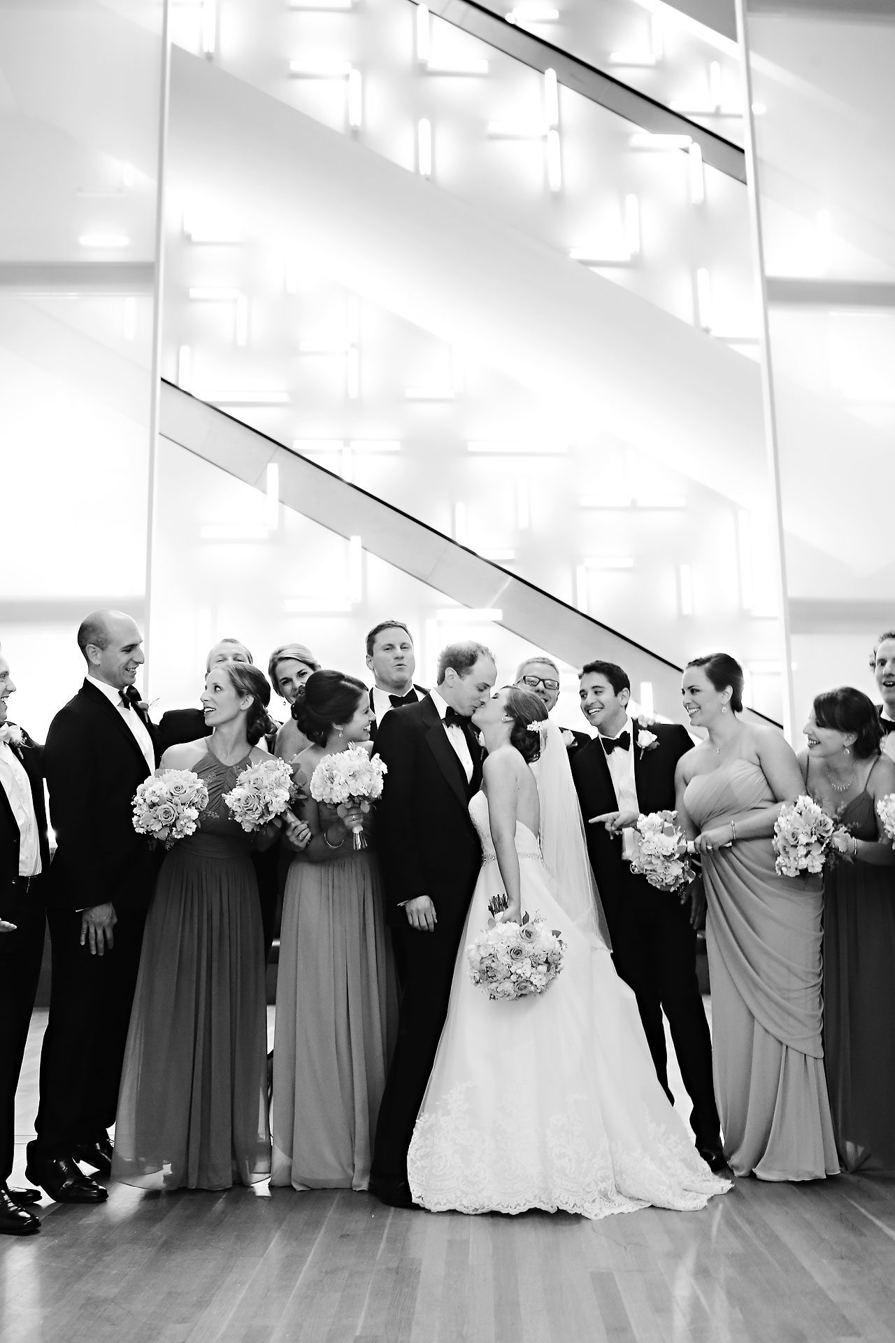 Jackie Charlie Indianapolis Museum of Art Wedding 171