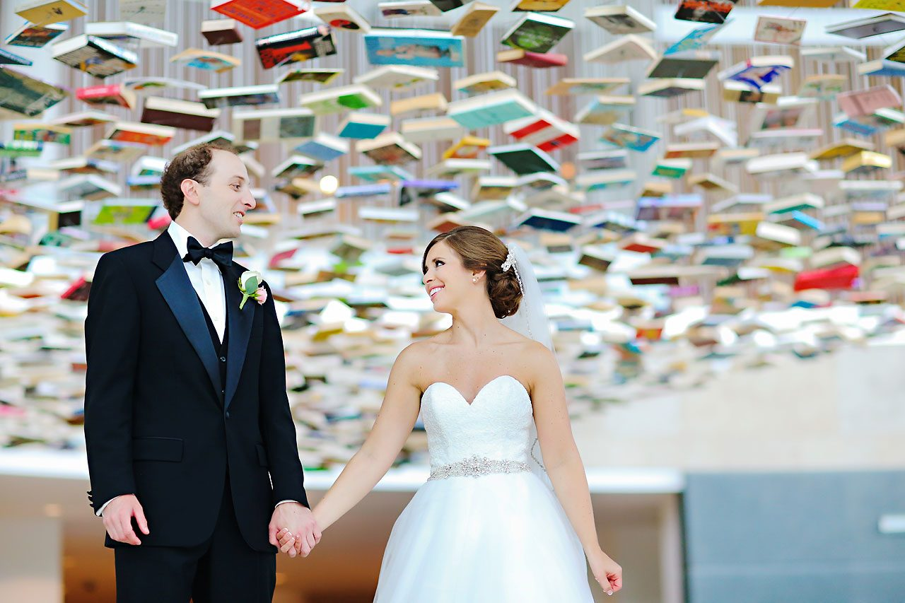 Jackie Charlie Indianapolis Museum of Art Wedding 173