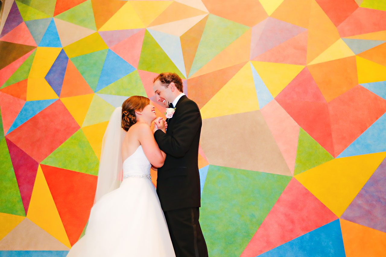 Jackie Charlie Indianapolis Museum of Art Wedding 175