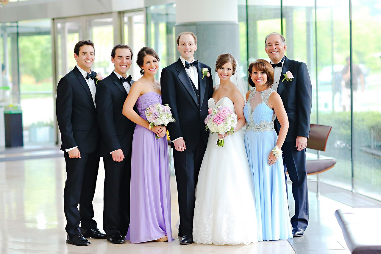 Jackie Charlie Indianapolis Museum of Art Wedding 176