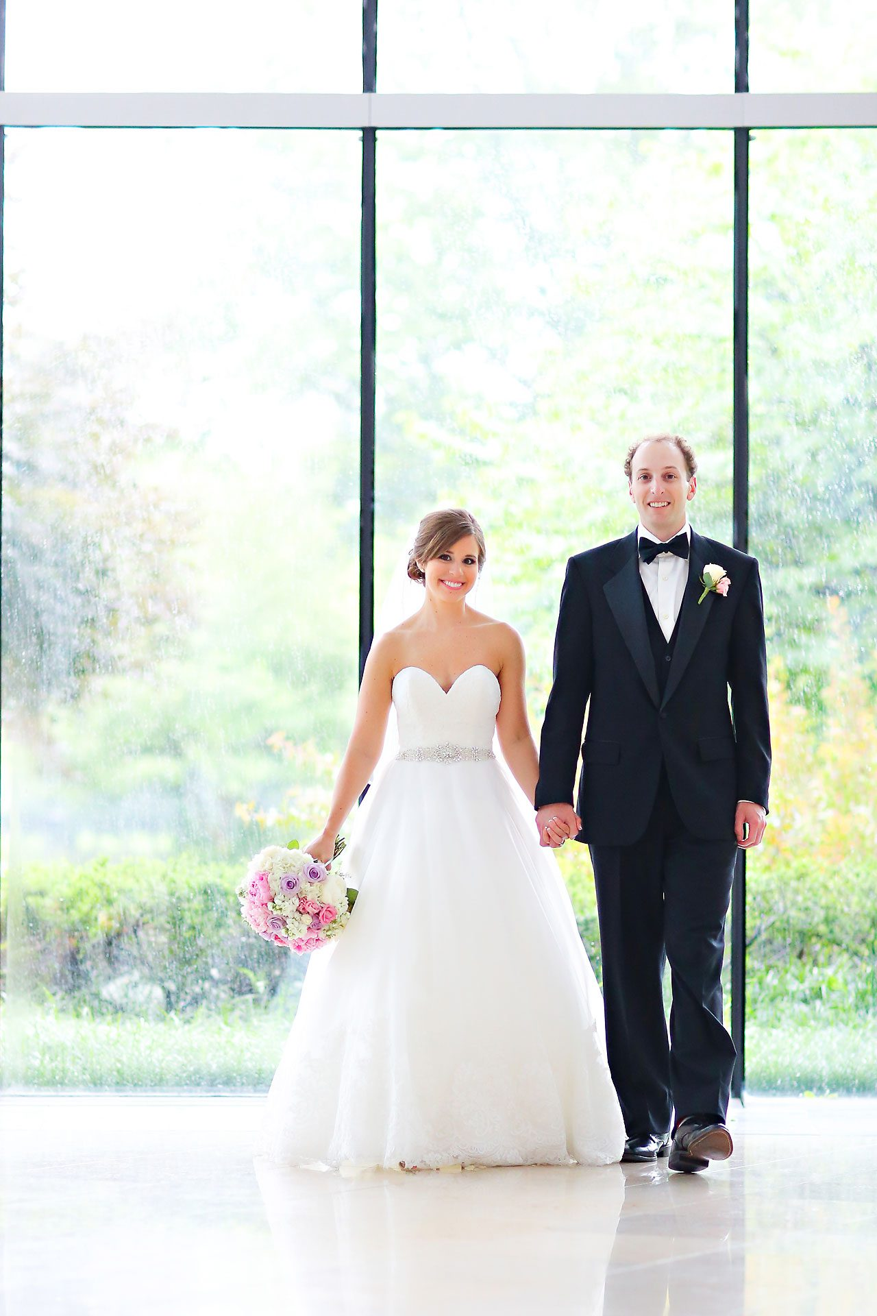 Jackie Charlie Indianapolis Museum of Art Wedding 183