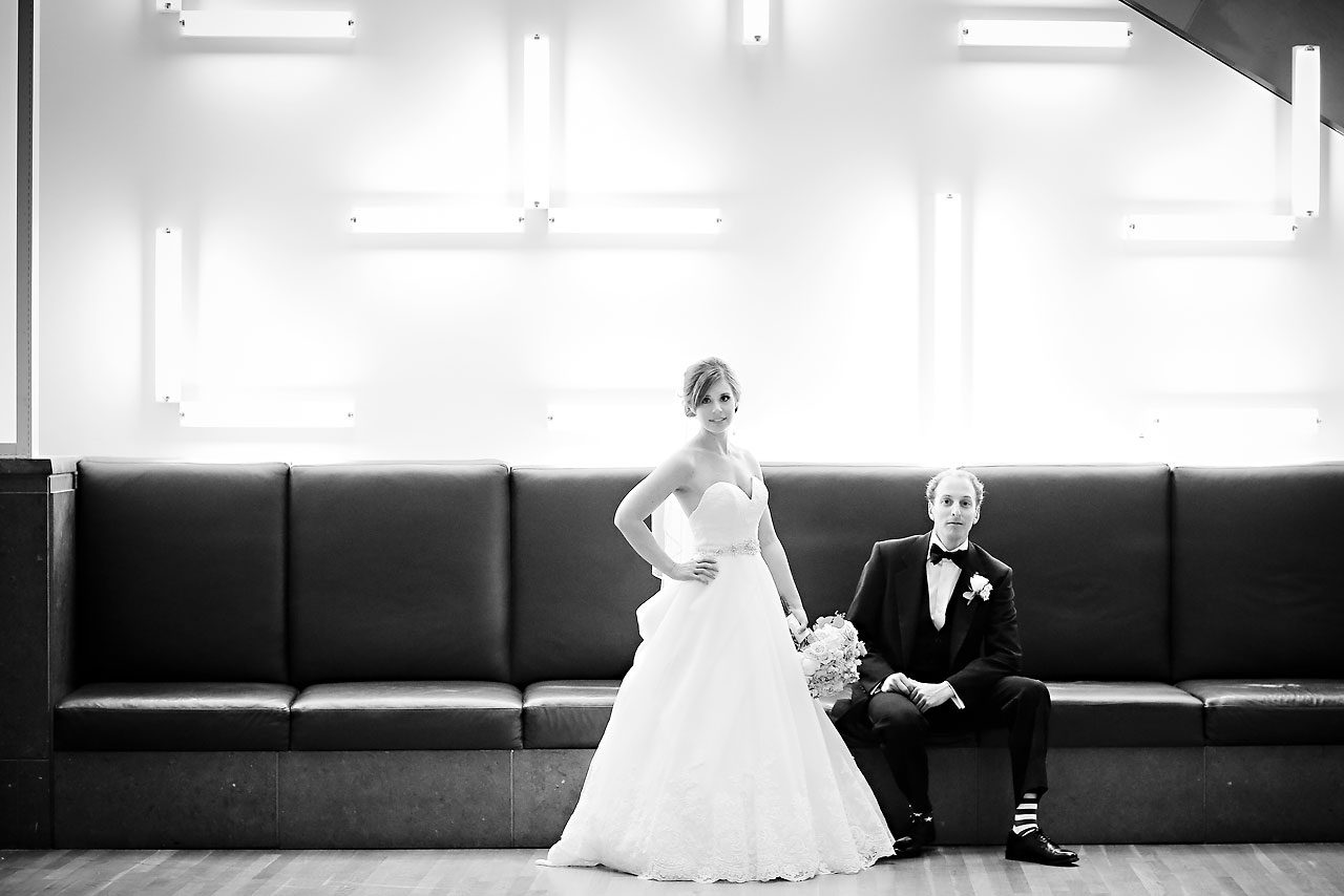 Jackie Charlie Indianapolis Museum of Art Wedding 200