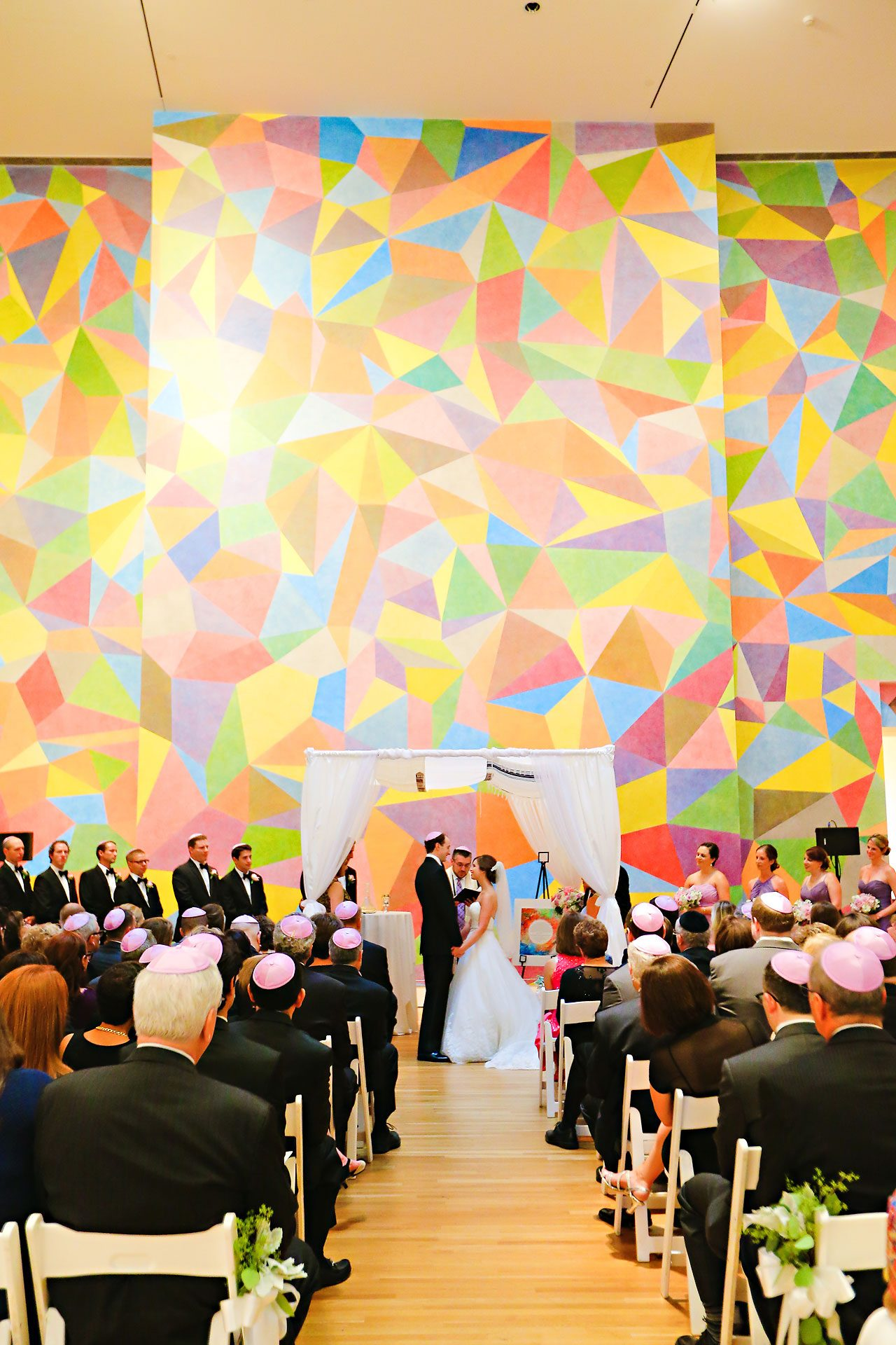 Jackie Charlie Indianapolis Museum of Art Wedding 215