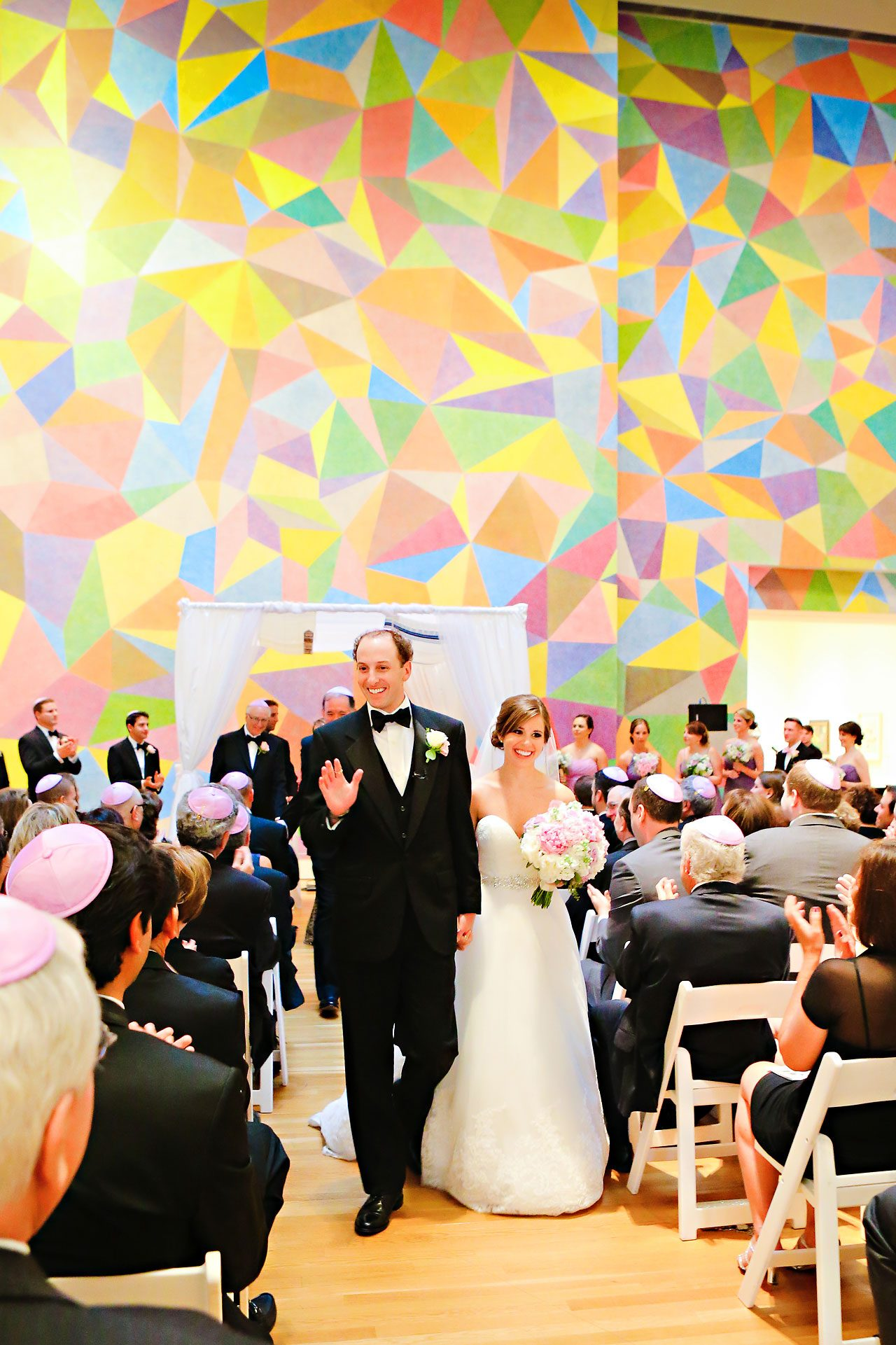 Jackie Charlie Indianapolis Museum of Art Wedding 224