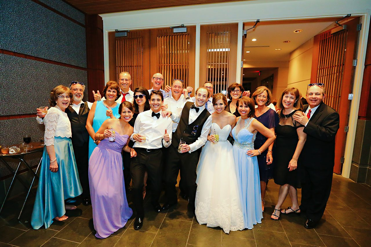 Jackie Charlie Indianapolis Museum of Art Wedding 364