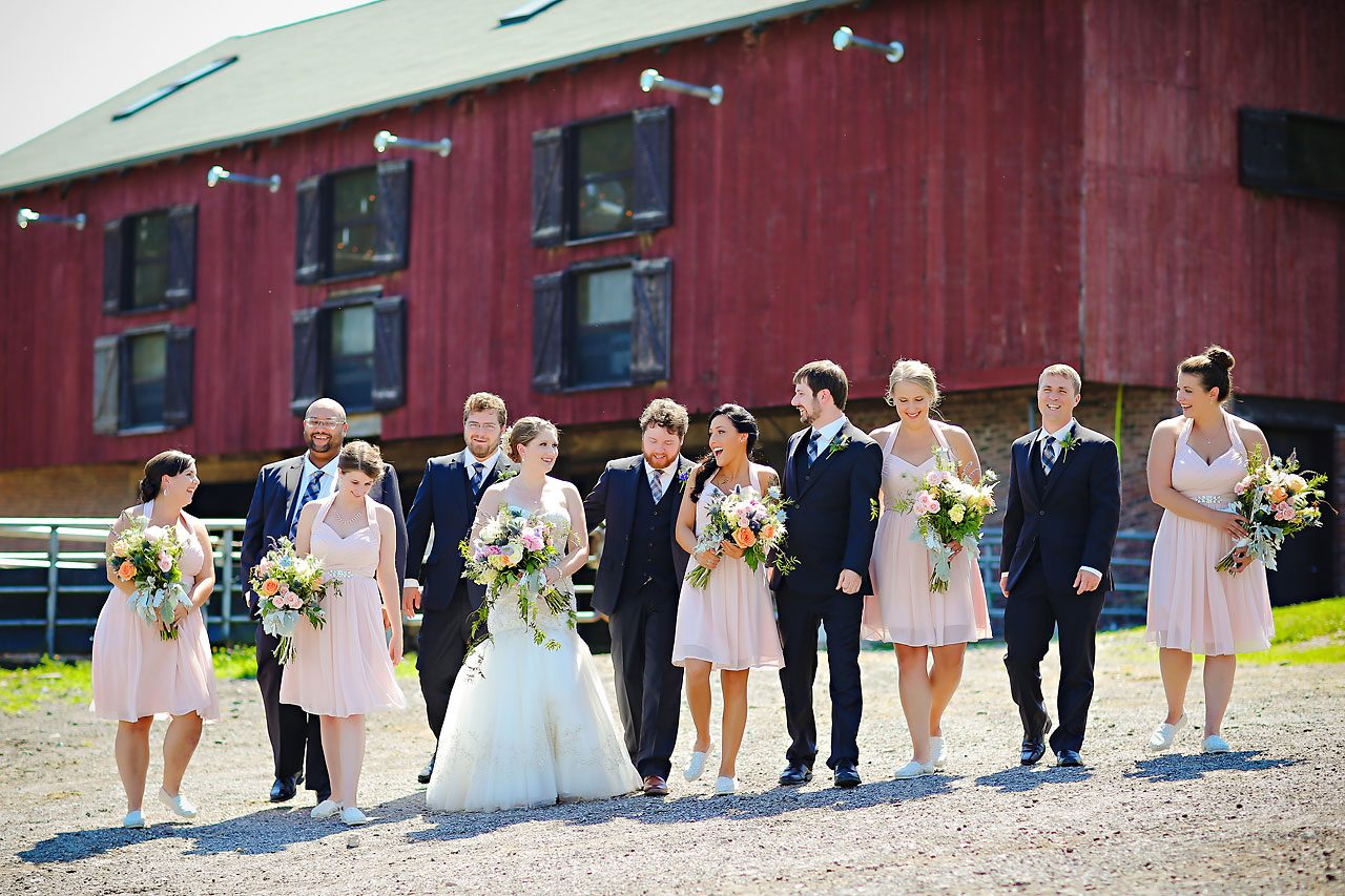Nikki Weston Traders Point Creamery Zionsville Wedding 133