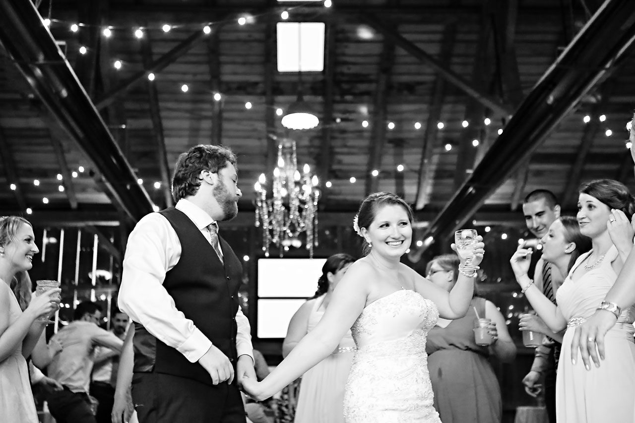 Nikki Weston Traders Point Creamery Zionsville Wedding 348