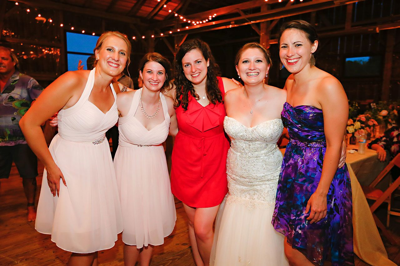 Nikki Weston Traders Point Creamery Zionsville Wedding 360