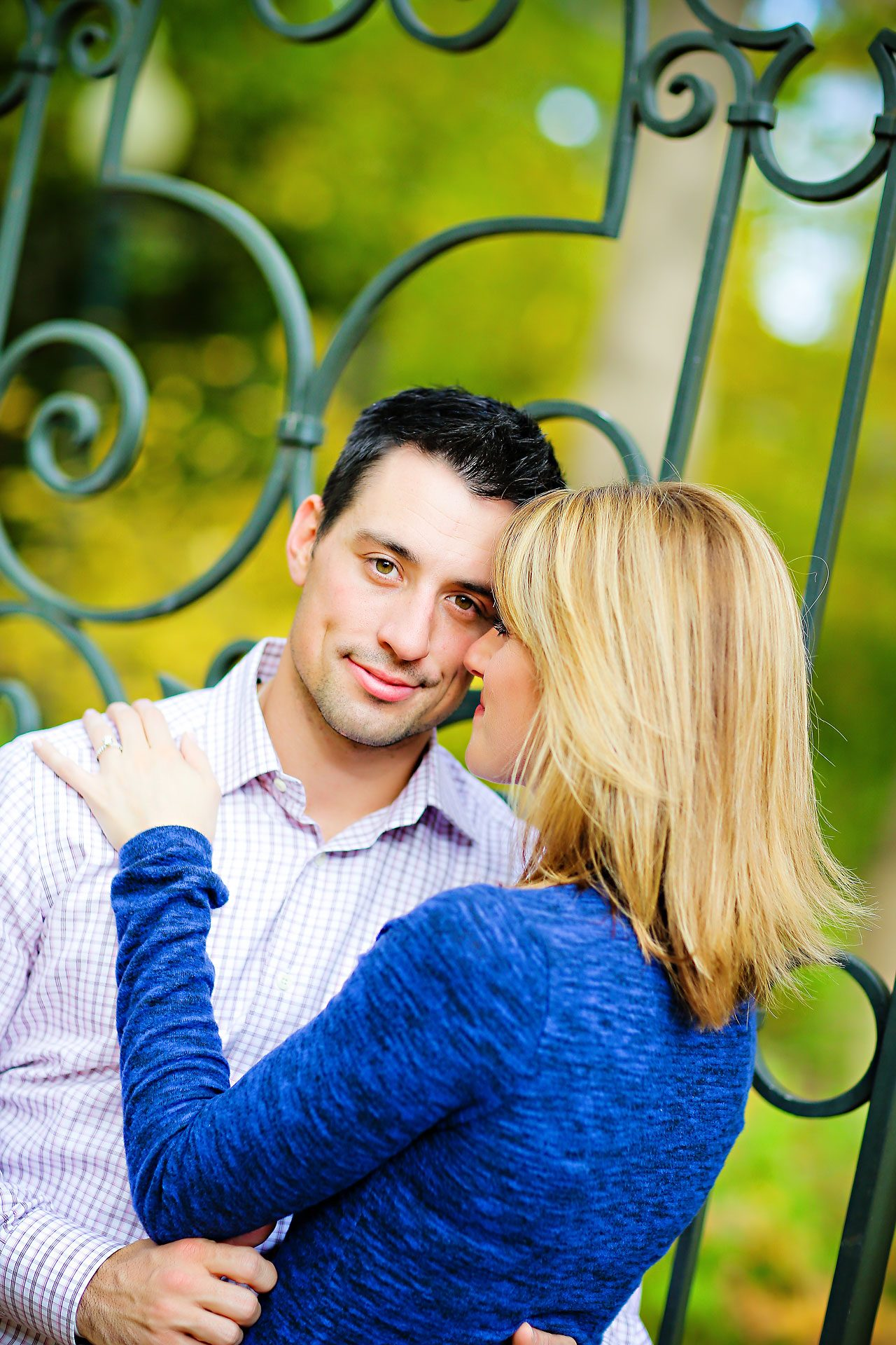 kayci matt indianapolis zionsville engagement session 007