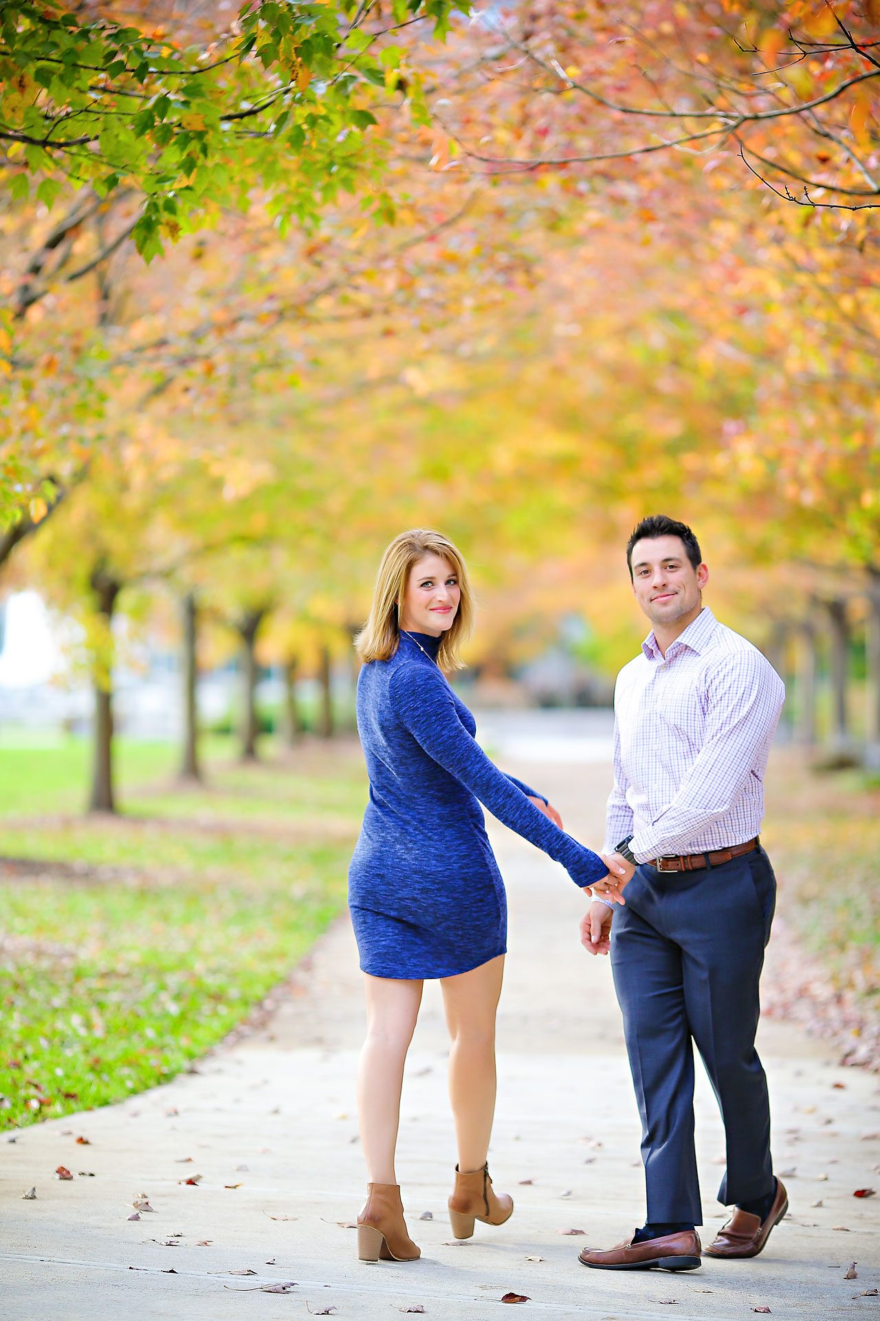 kayci matt indianapolis zionsville engagement session 009