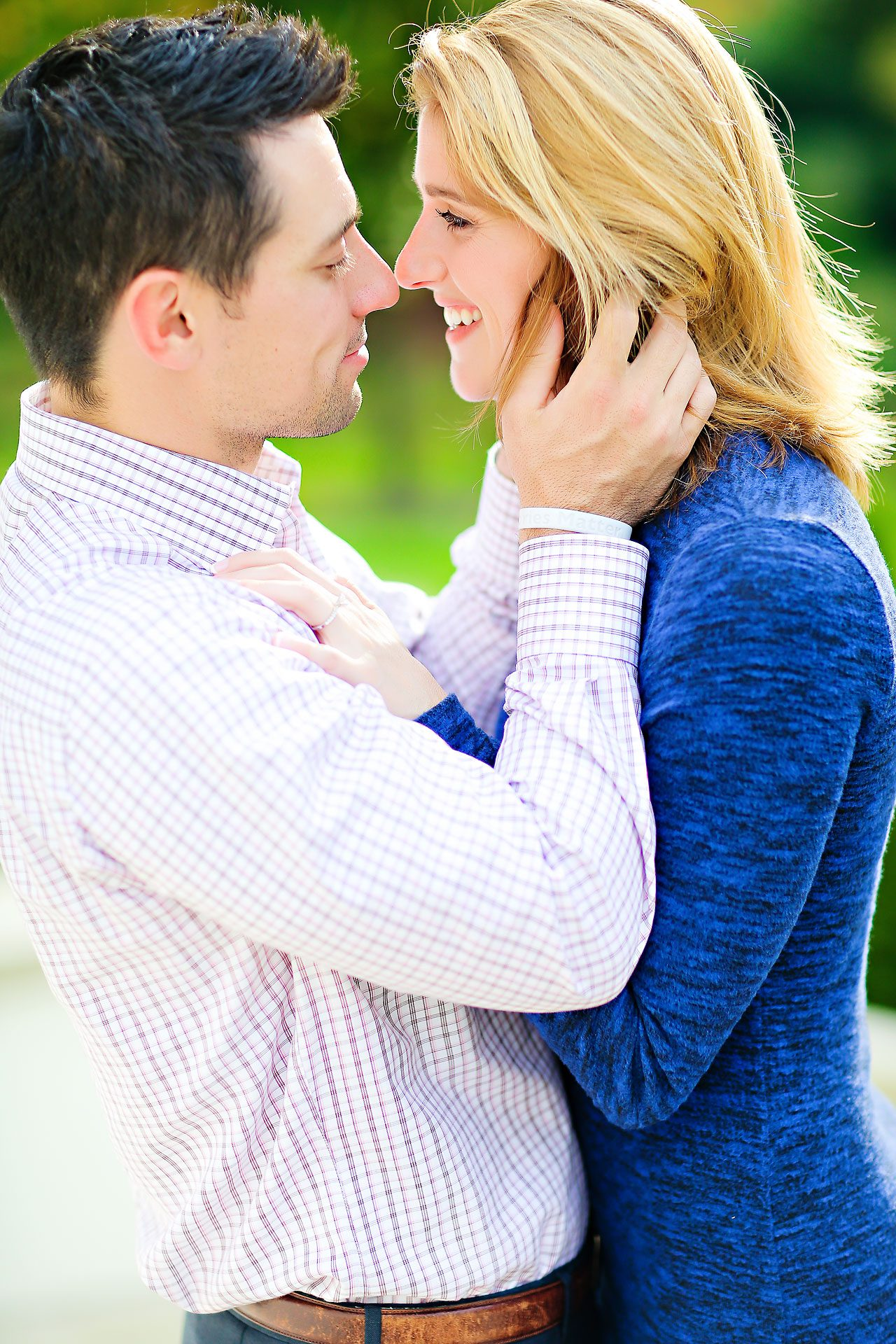 kayci matt indianapolis zionsville engagement session 049