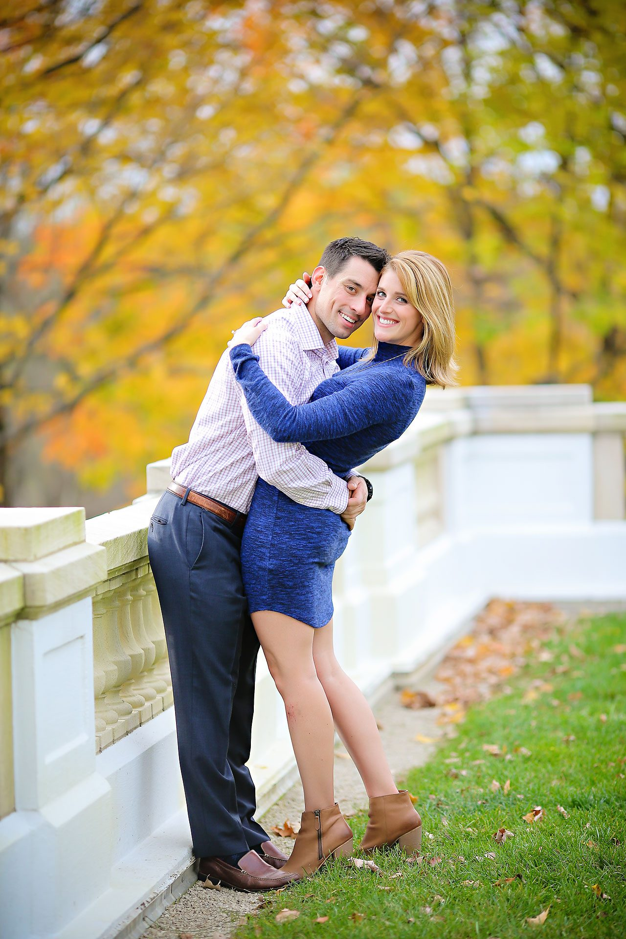 kayci matt indianapolis zionsville engagement session 060