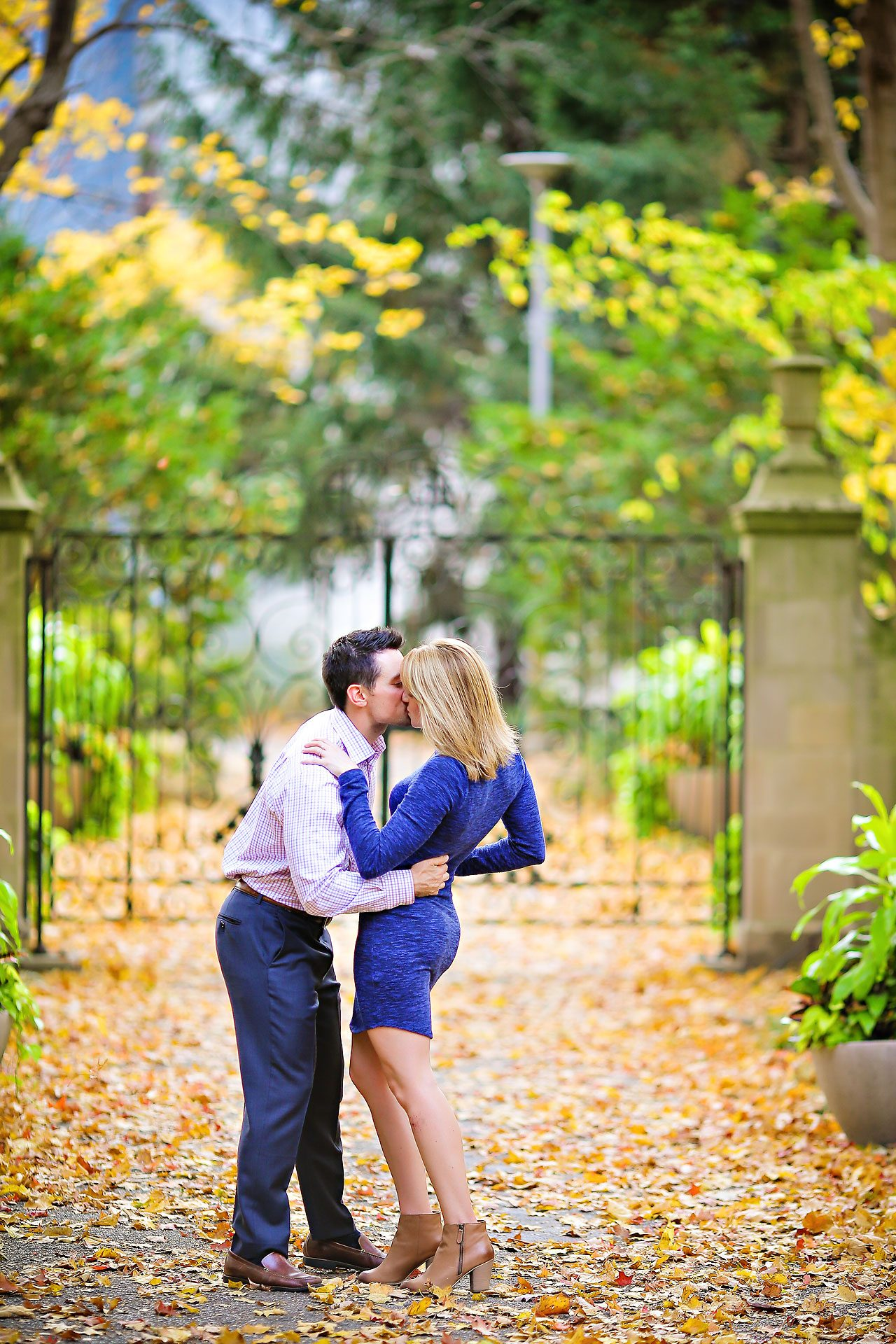 kayci matt indianapolis zionsville engagement session 071