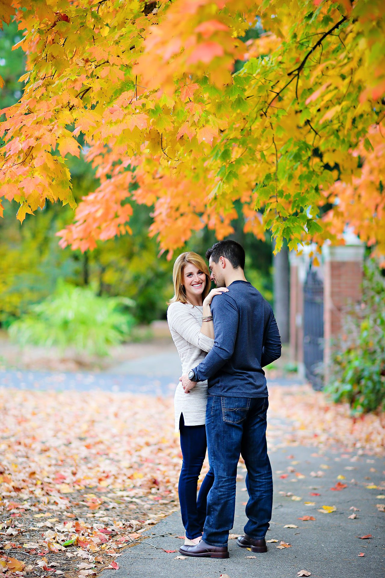 kayci matt indianapolis zionsville engagement session 083