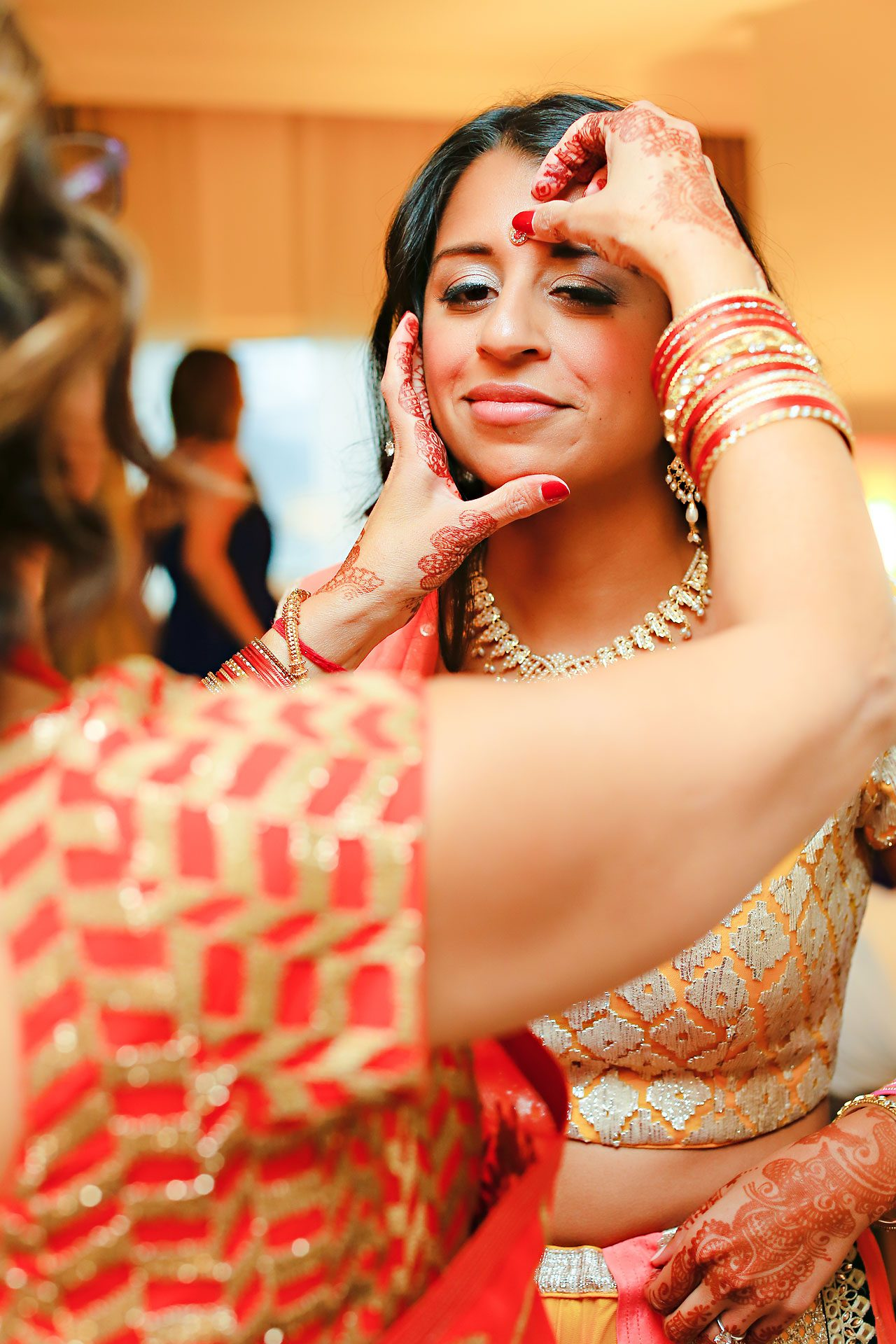 nina ryan indian wedding sangeet 013