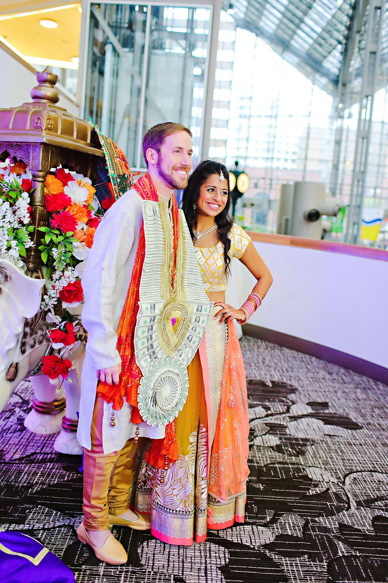 nina ryan indian wedding sangeet 036
