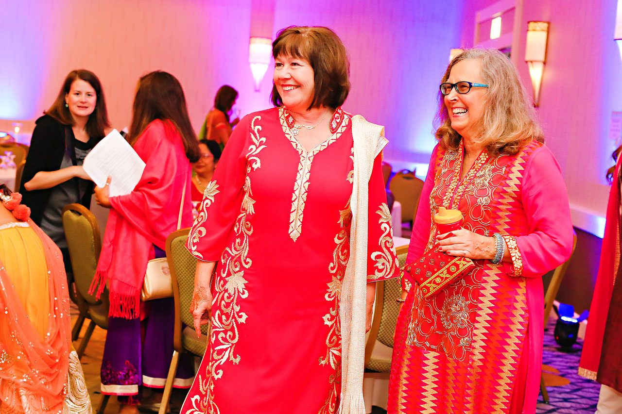 nina ryan indian wedding sangeet 113