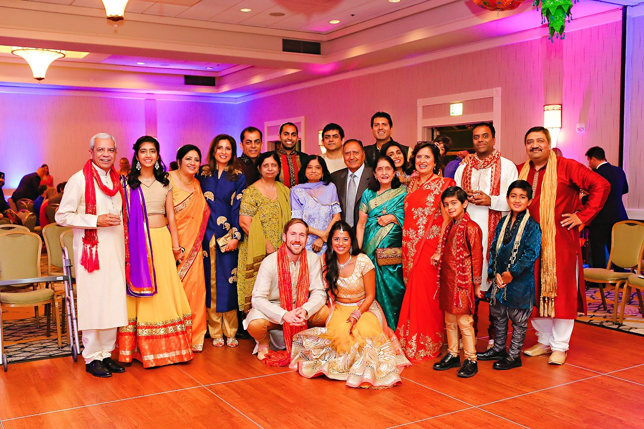 nina ryan indian wedding sangeet 123
