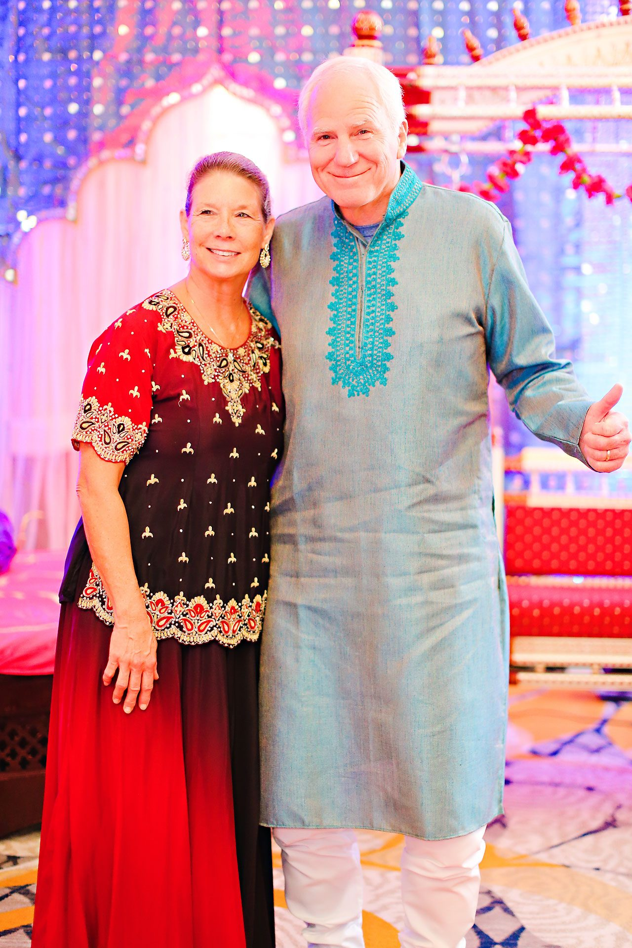 nina ryan indian wedding sangeet 130