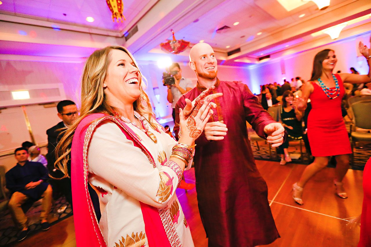 nina ryan indian wedding sangeet 212