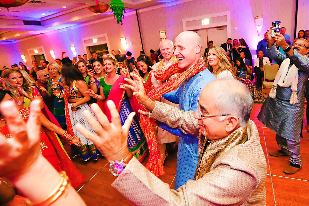 nina ryan indian wedding sangeet 213