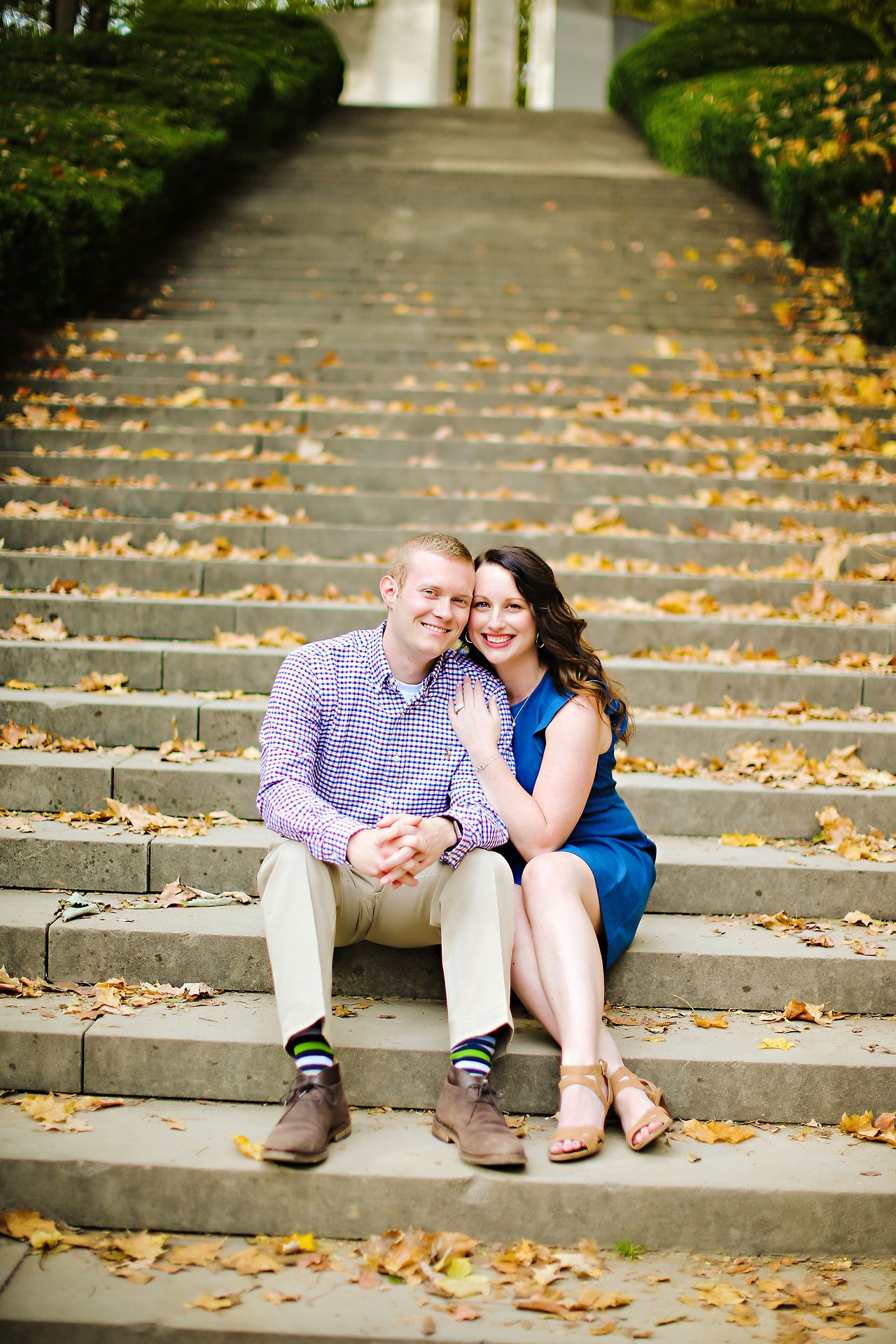stephanie zach butler university engagement session 005