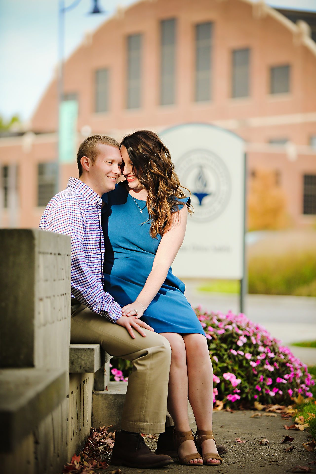 stephanie zach butler university engagement session 009