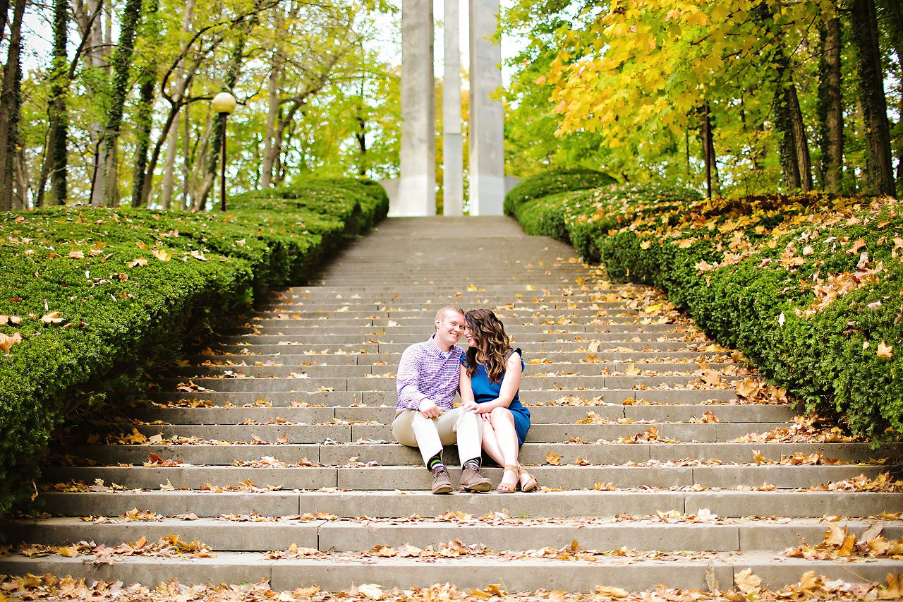 stephanie zach butler university engagement session 012