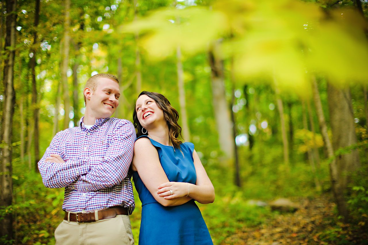 stephanie zach butler university engagement session 013