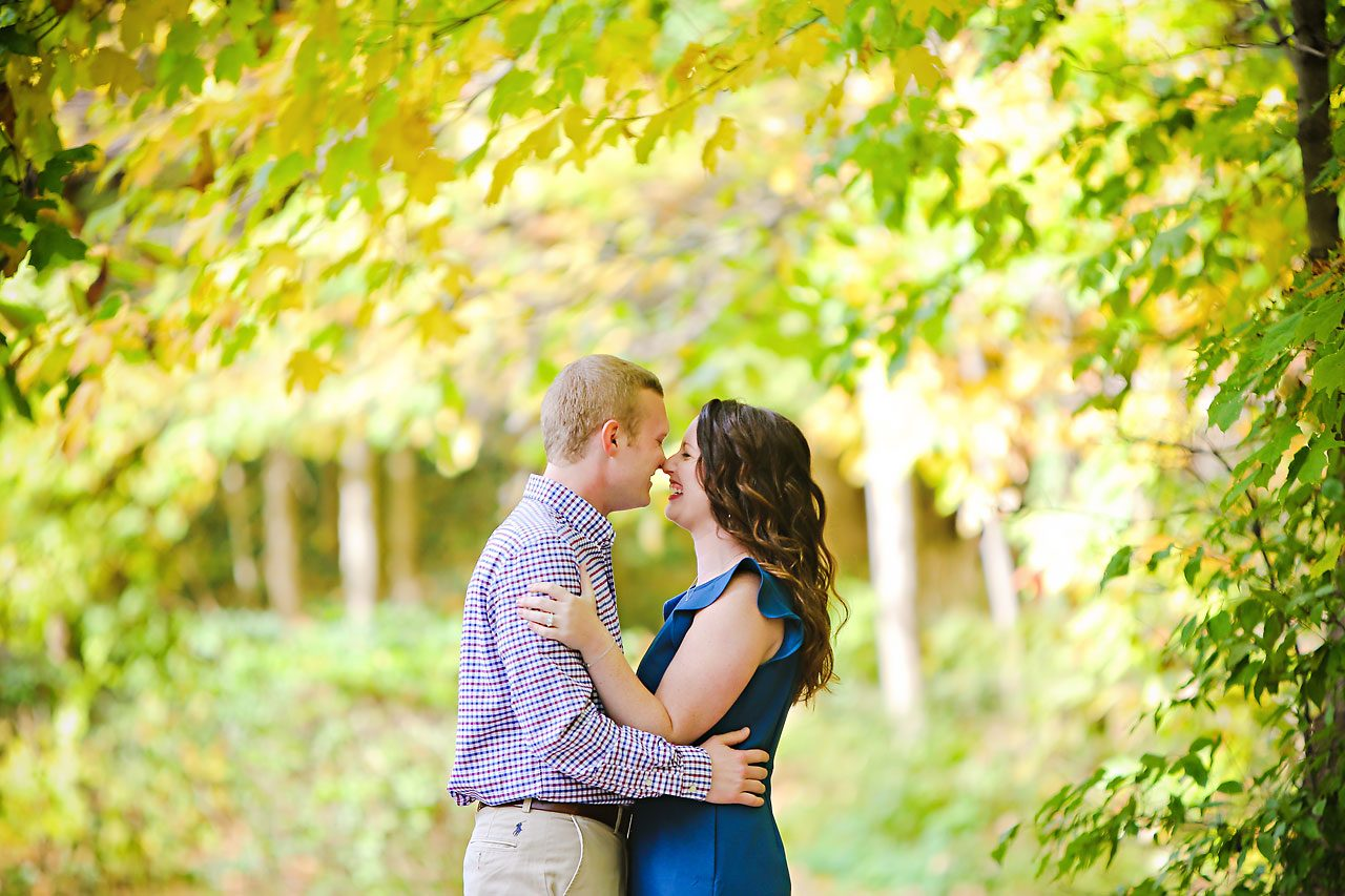 stephanie zach butler university engagement session 015