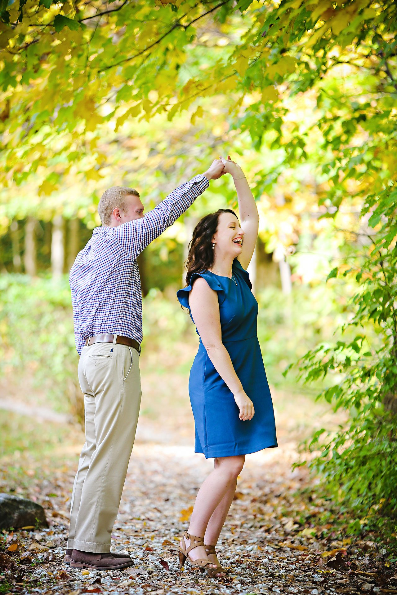 stephanie zach butler university engagement session 021