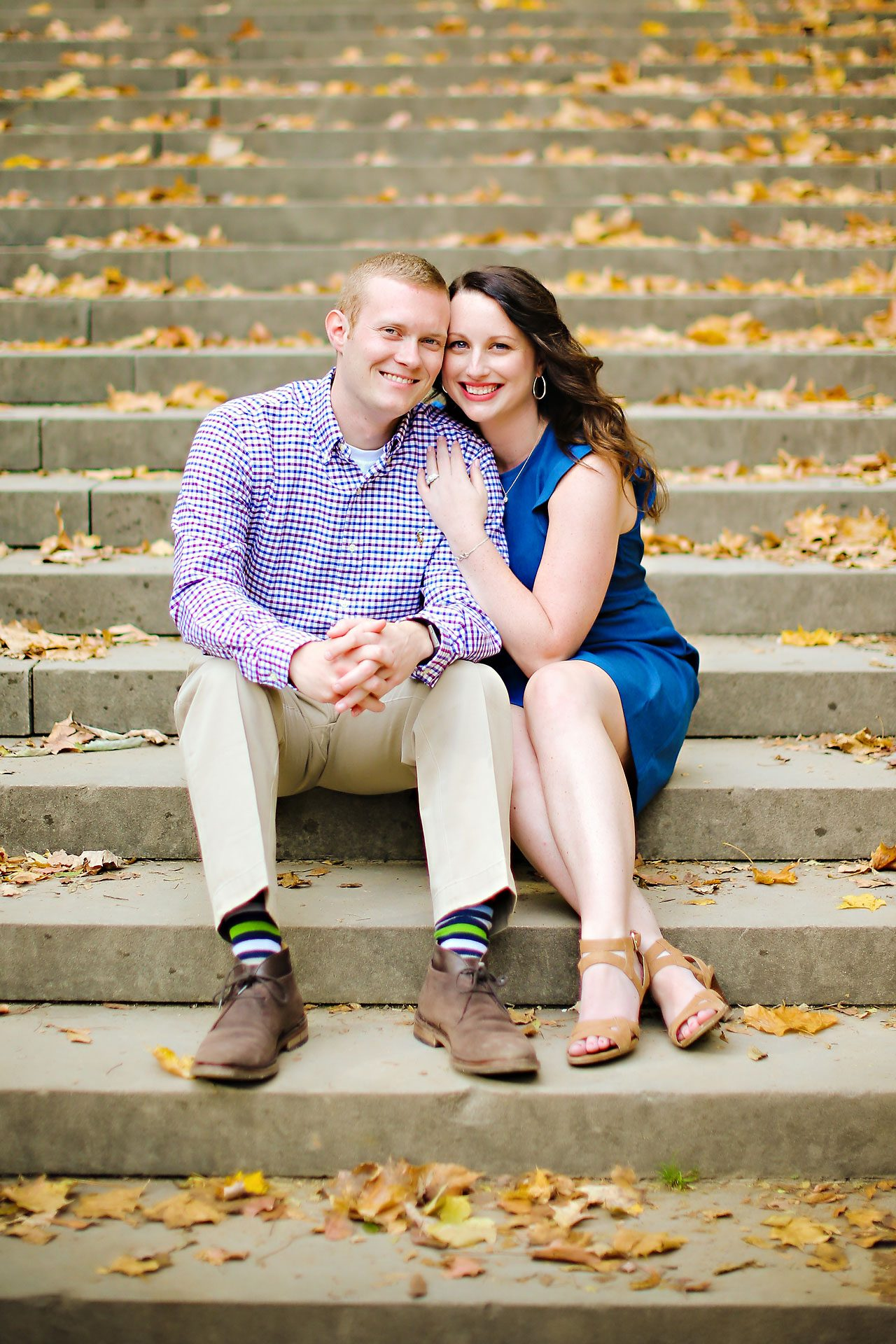stephanie zach butler university engagement session 022