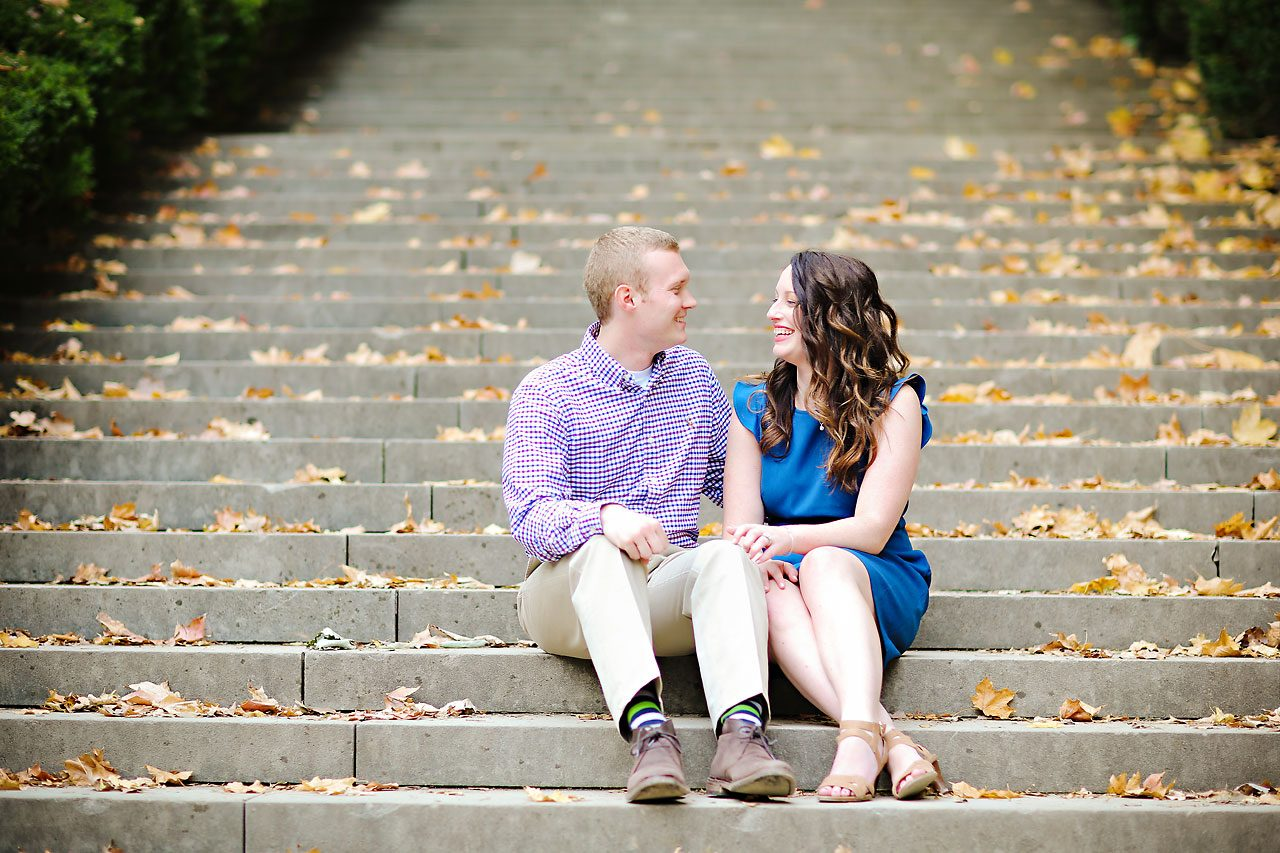 stephanie zach butler university engagement session 027
